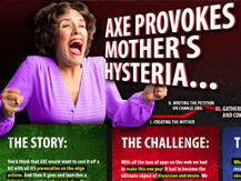 AXE Provokes Mothers Hysteria